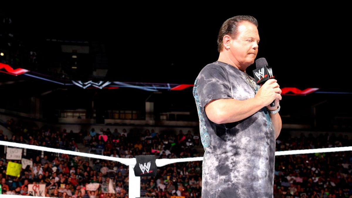 Jerry 'The King' Lawler suffers heart attack during WWE Monday Night Raw in Montreal, hospitalized