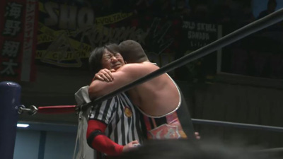 New Japan Cup Night Eight: One of the best comedy matches ever
