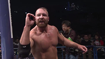 G1 Climax 29 Night Eight: Moxley sits on top of B Block