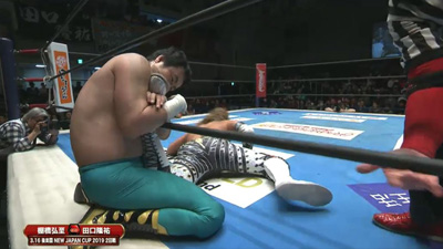 New Japan Cup Night Seven: The Ace and ZSJ make the Quarterfinals