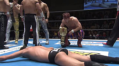 Road to NJPW New Beginning Night Three: Ospreay leads Chaos to victory
