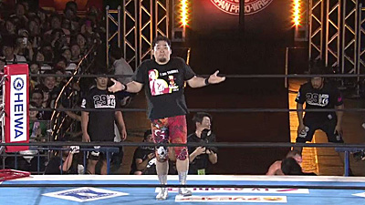 G1 Climax 29 Night 12: Moxley suffers first NJPW loss