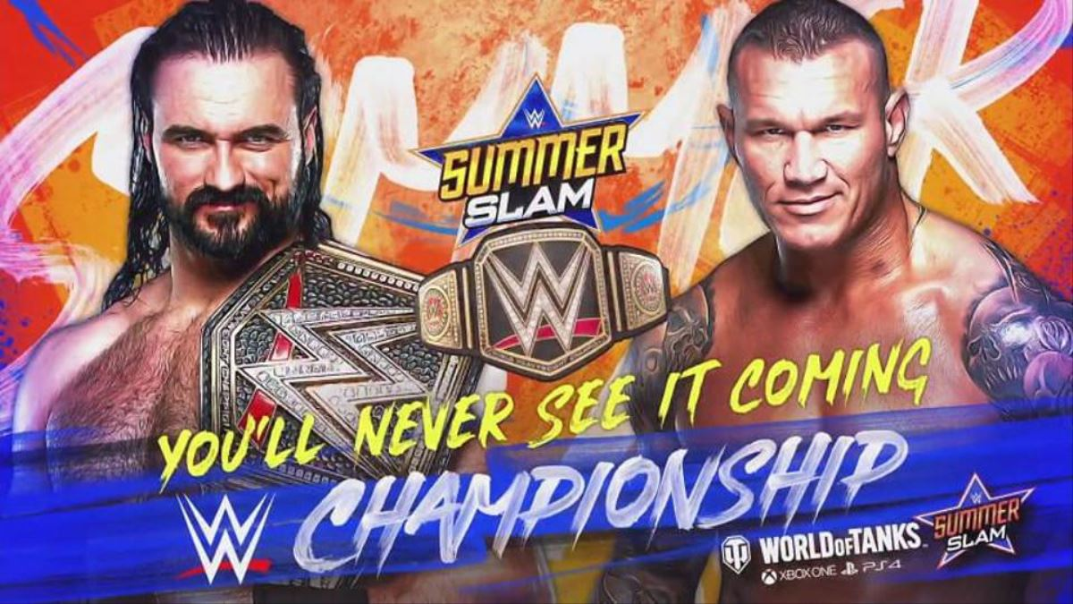 Countdown to SummerSlam 2020