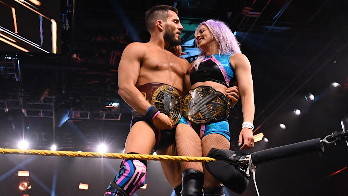 NXT: Underwhelming go-home show precedes hasty Takeover