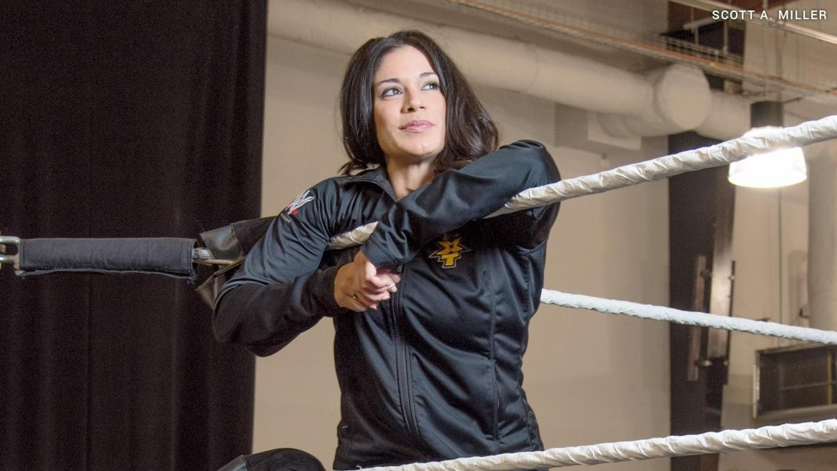 Sarah Stock newest backstage name to be released by WWE