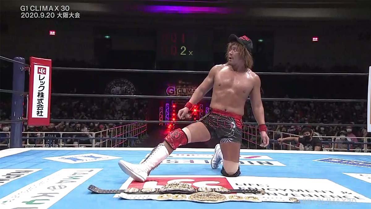G1 Climax Night Two: The Champ trumps The Ace