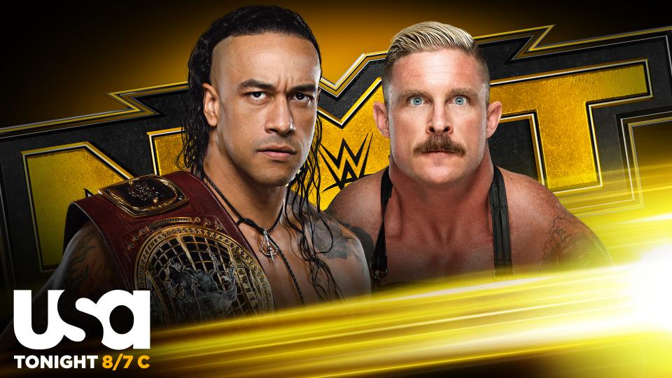NXT: North American Championship match headlines painfully average episode
