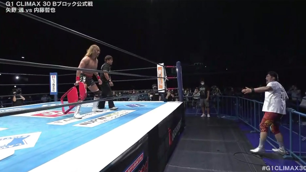 NJPW G1 Climax Nights 15 and 16: Competitors jockey for position as the finale nears
